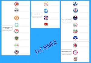 Microsoft Word - Elezioni - Fac-simile scheda elettorale